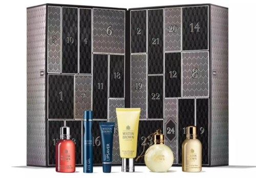 calendario de adviento molton brown 2020 beauty advent calendar molton brown madridvenek