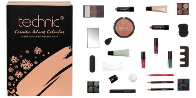 calendario de adviento technic 2020 beauty advent calendar technic madridvenek