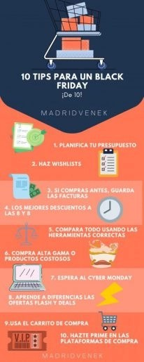10 Tips para un black friday
