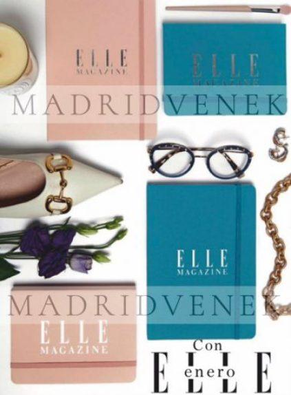 regalos revistas enero 2021 regalo revista elle agendas 2021 revistas