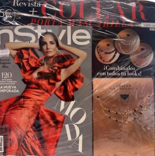 regalos de las revistas septiembre 2021 que traen los regalos de las revistas del mes revista instyle