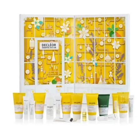 calendario de adviento de belleza 2021 calendario de adviento Decleor 2021 comprar calendario de adviento maquillaje 2021