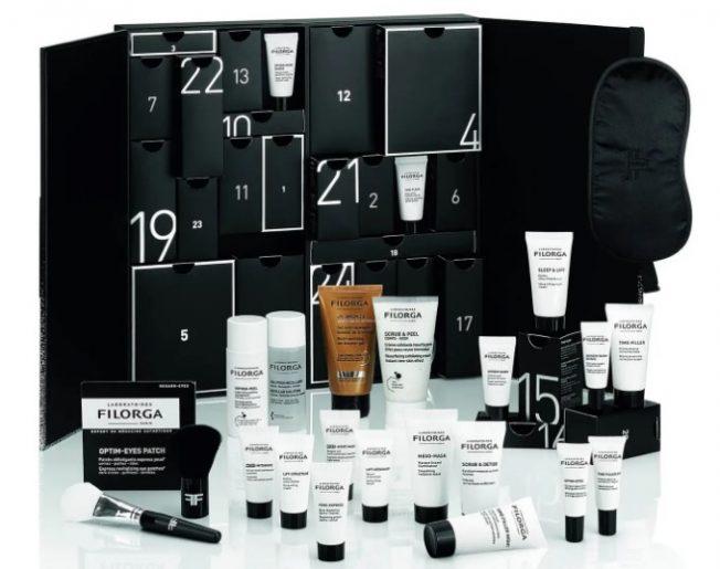 calendario de adviento de belleza 2021 calendario de adviento Filorga 2021 comprar calendario de adviento maquillaje 2021