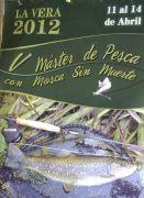 V máster de pesca en La Vera