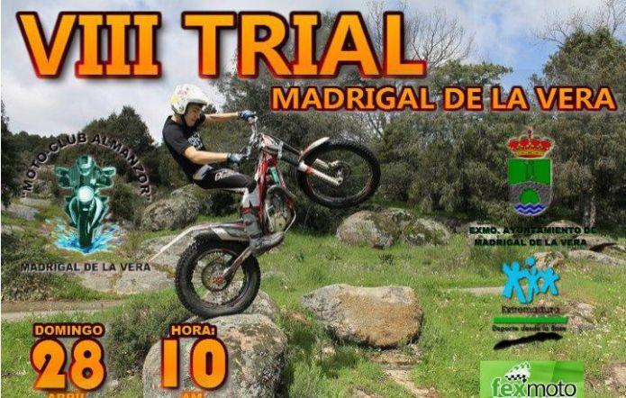 VIII Trial - Madrigal de la Vera