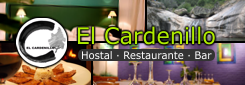 El Cardenillo - Hostal - Restaurante - Bar -