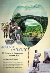 Cartel Encuentro Zaguán 2016