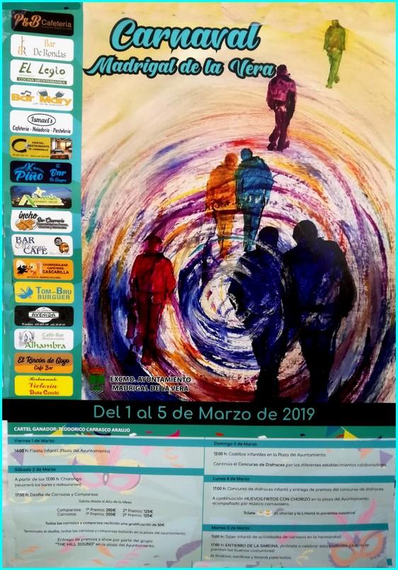 Carnaval 2019 (Madrigal de la Vera)