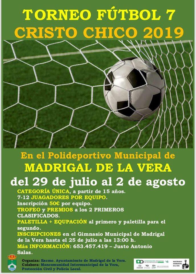 Fútbol 7 - 2019