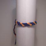 Candy-Stripe Friendship Bracelets