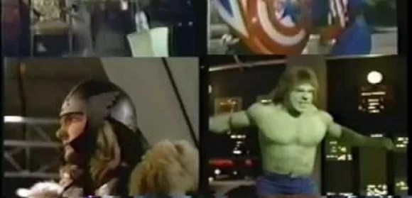 The Avengers in the '70s
