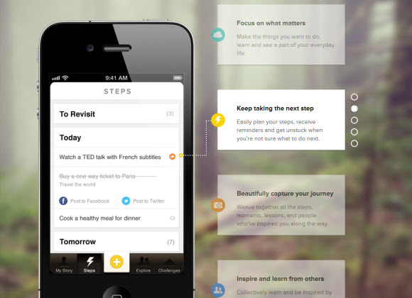 Everest – An App To Help You Live Your Dreams And Achieve Personal Goals