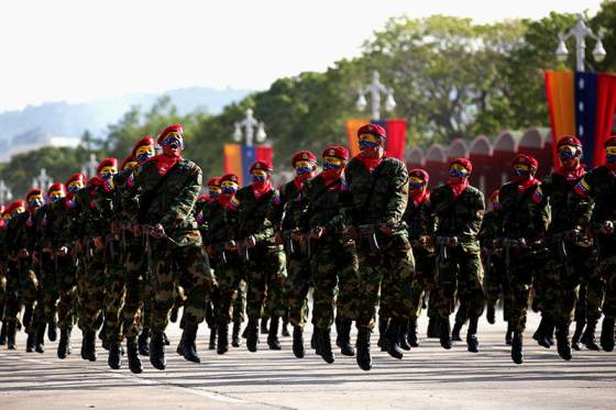 Fuerza-Armada FANB GNB