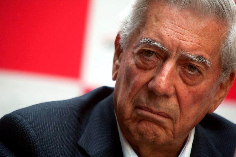 Mario Vargas Llosa 25042014