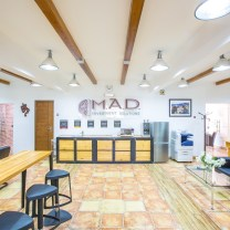 M.A.D. Office in Ulaanbaatar