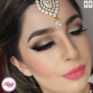 Madz Fashionz USA: Sadiiyah Chandelier Bridal Hijab Pin, Hijab Jewels
