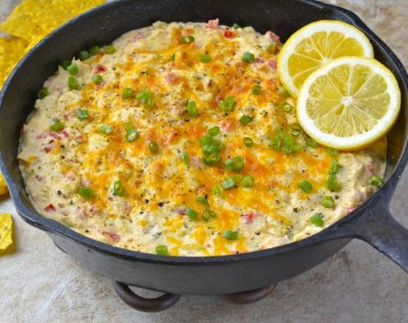 Crab & Artichoke Dip