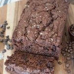Dark Chocolate Espresso Bread
