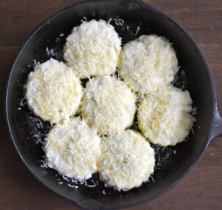 Three Cheese Basil Biscuits, perfectly light and fluffy, you would never guess they are gluten free!