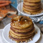 Carrot Spice Pancakes