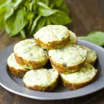 Spinach and Havarti Puffs