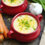 Slow Cooker Potato Soup