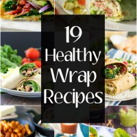 Easy Healthy Wrap Recipes