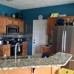 Brick Kitchen Backsplash Hanging Light Fixtures Easy Diy Maebells This Affordable Project Is Perfect For Update Your With An
