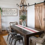 DIY Farmhouse Dining Room