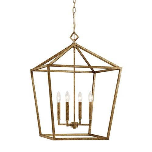 Beautiful and affordable farmhouse style lighting! Get the Fixer Upper look without breaking the bank!