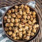 Ranch Roasted Chick Peas