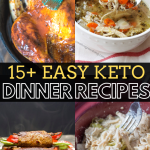 Easy Keto Dinner Recipes