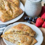 Keto Breakfast Hot Pockets