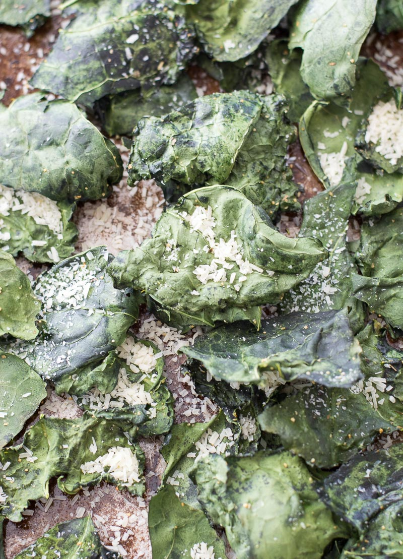 How to Cook Italian Kale Chips