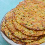 Zucchini Tortillas (low carb + keto)