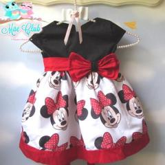 Minnie Mouse Vermelha