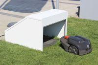 Design-Garage mit Rolltor fr Automower 105 / 305 / 308 ...