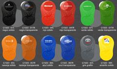 Gecko G1503 colores