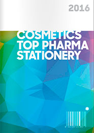 Cosmetics, Top Pharma, Stationery 2016