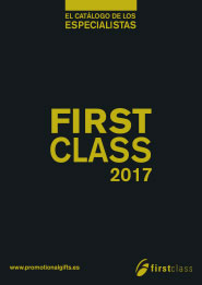 First Class 2017 - Promotional Gifts