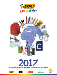 BIC General catalogue 2017