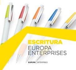 Europa Enterprises 2017 Escritura