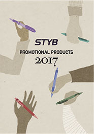 STYB Promotional Products 2017