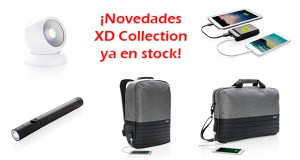 Novedades XD Collection ya en stock