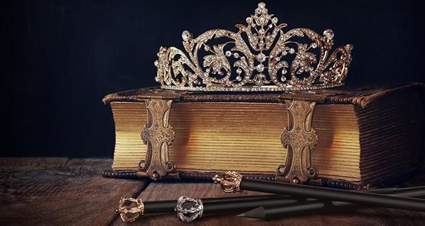 Lápices con corona