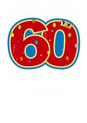 60th birthday celebrations of