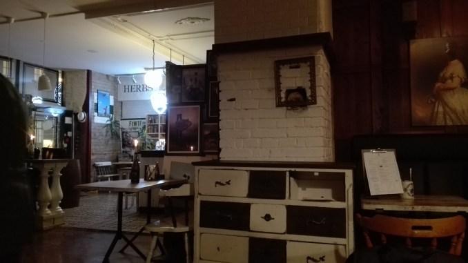 Im Lane & Merriman's - Kein klassisches Irish Pub
