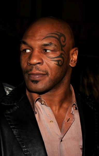 Glatze Scheren Wie Mike Tyson Männerfrisuren
