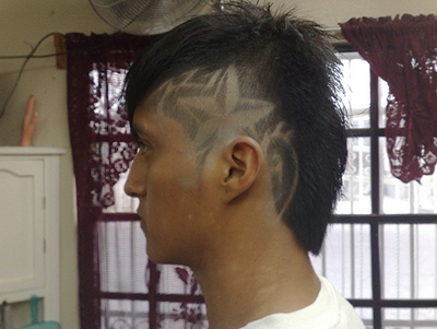 Hair Tattoo – Haar Tattoo – Hair Tattooing Männerfrisuren