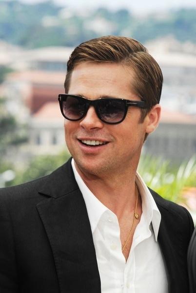 Kurzhaarfrisuren Männer Wie Brad Pitt Tragen Diese Männerfrisuren